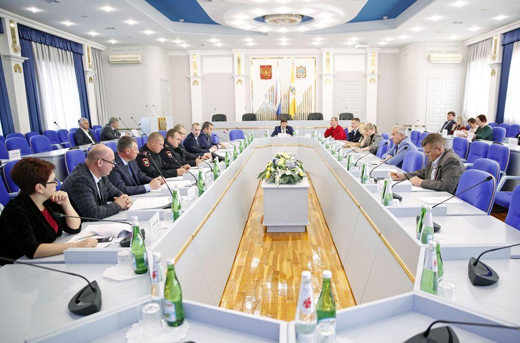 До конца года на Ставрополье установят ещё 45 систем фото и видеофиксаци