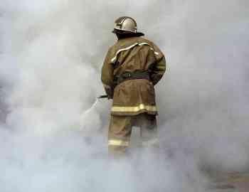 На рынке Южном произошел пожар