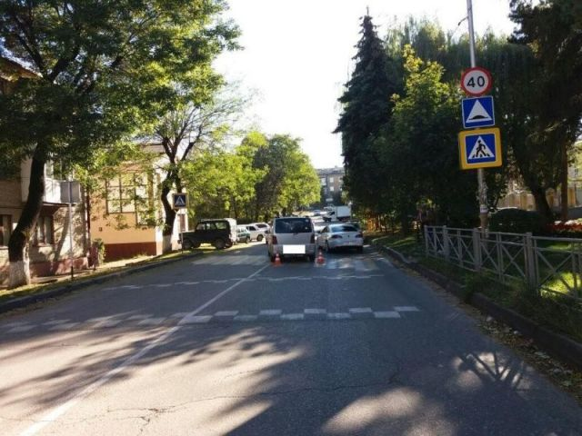 На Ставрополье пьяный водитель иномарки сбил 66-летнюю женщину