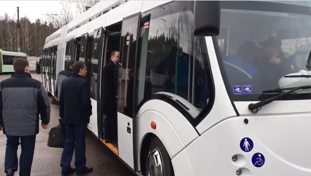 Вгородах КМВ могут появиться белорусские электробусы