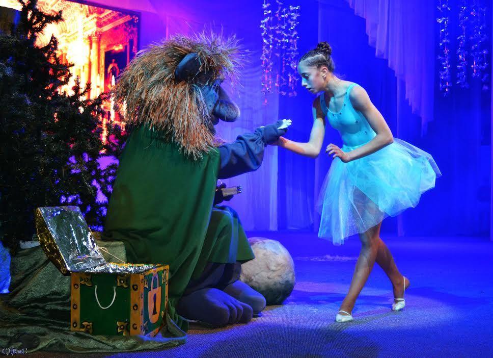 Всероссийскую премию «Грани Театра масс» получил творческий коллектив изСтаврополя