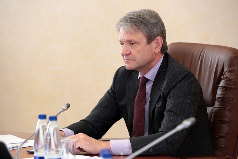 На Ставрополье с рабочим визитом прибыл министр сельского хозяйства РФ Александр Ткачёв