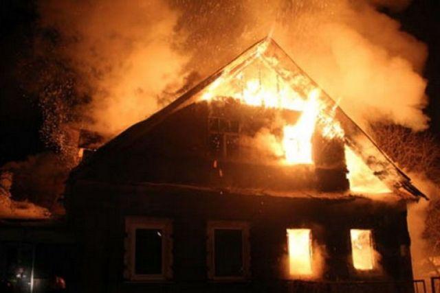 Один человек погиб при пожаре в частном доме на Ставрополье