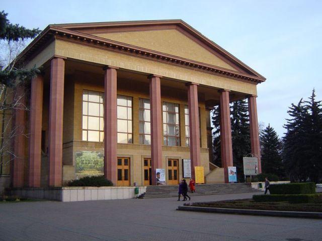 На Ставрополье в 2017 году создадут уличный театр