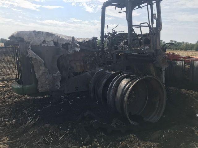 На Ставрополье следователи выясняют причины смерти тракториста, попавшего под культиватор