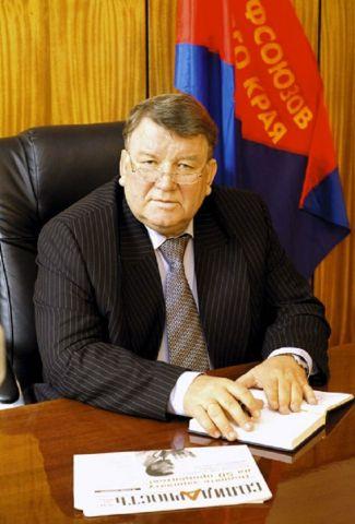 Скончался председатель Федерации профсоюзов Ставропольского края Владимир Брыкалов