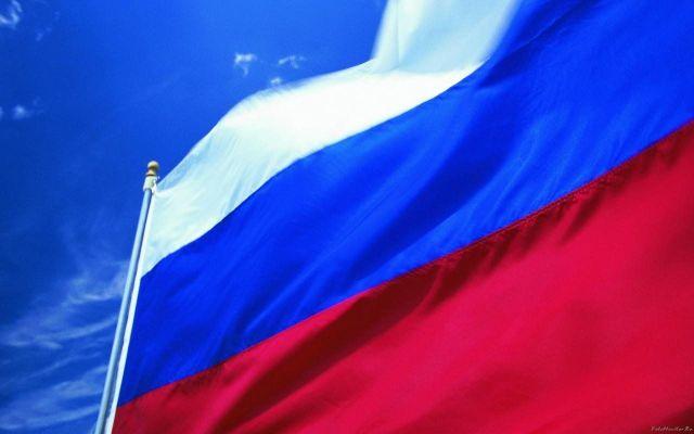 В Михайловске ко Дню России прошёл яркий патриотический флешмоб