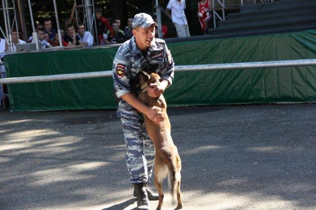 В парке Победы Ставрополя полицейские проведут «Фестиваль здоровья»