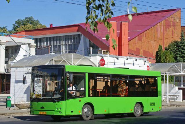 В Ставрополе изменён путь следования маршрута пассажирских перевозок №39м