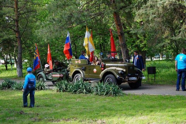 В Ставрополе 17 апреля пройдёт традиционный краевой автопробег «Эх, путь-дорожка, фронтовая...»