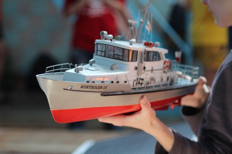 В Ставрополе пройдет выставка моделей кораблей