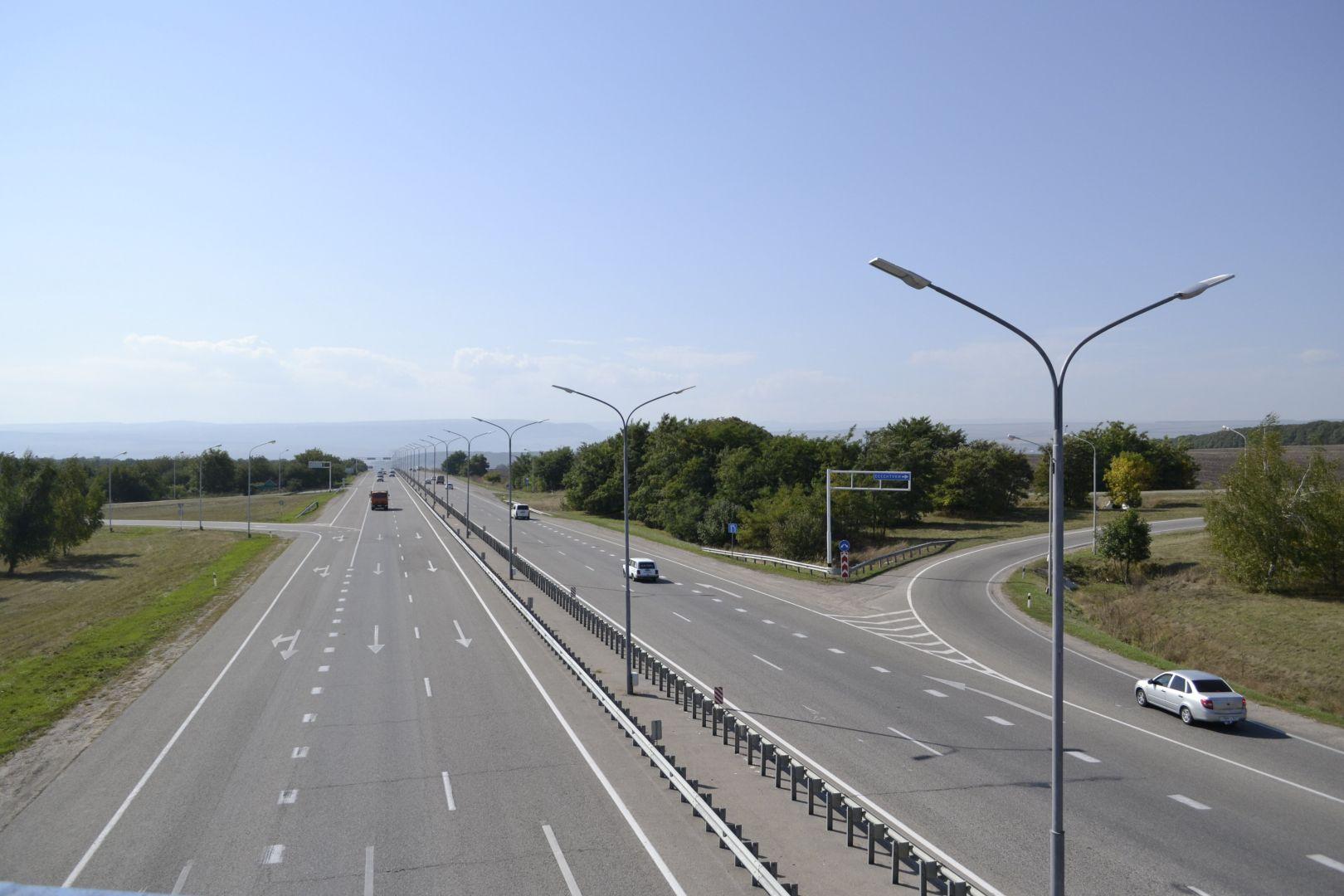 На Северном Кавказе в 2018 году обновят 290 километров автодорог и 19 мостов