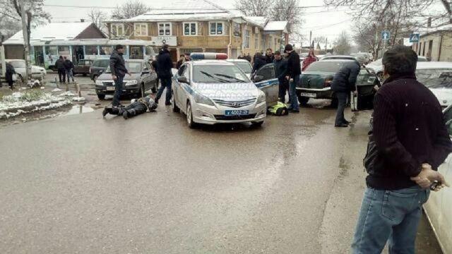 В Пятигорске задержаны сотрудники ДПС