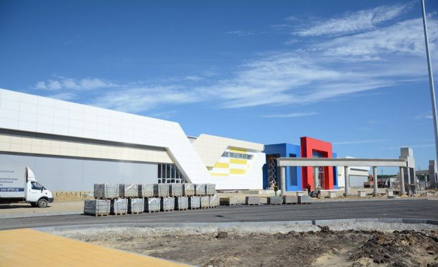 Музейно-выставочному комплексу «Россия. Моя история» из бюджета Ставрополя выделят 115 миллионов рублей