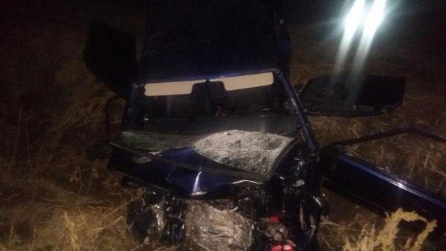 На Ставрополье в тройном ДТП пострадали три человека