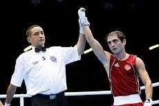 Ставрополец Давид Айрапетян стал чемпионом Европы по боксу