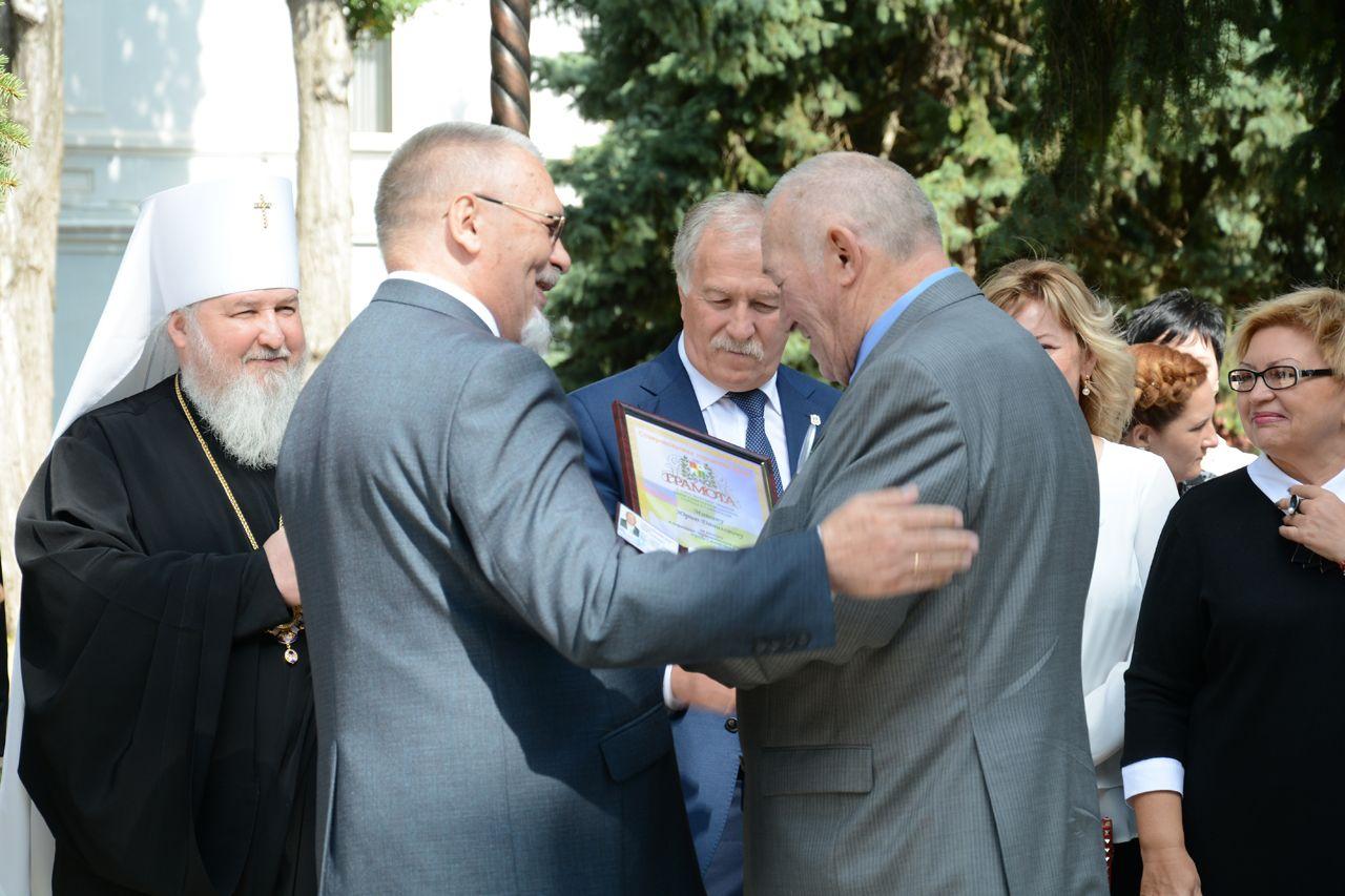 Ставропольчанам, внёсшим особый вклад в развитие города, вручили награды