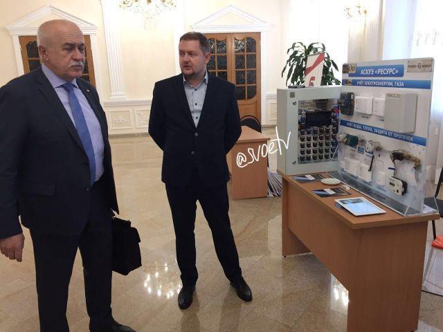 В Ставрополе прошло награждение лучших городских бизнесменов