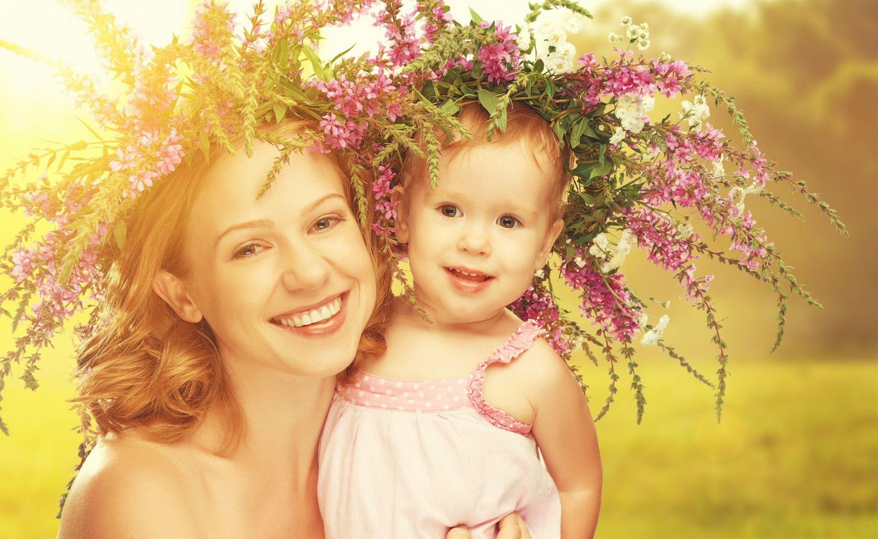 Конкурс фото мама и дети