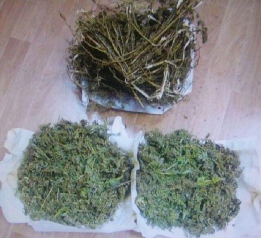 У жителя Ставрополя полицейские нашли более 1 килограмма наркотиков