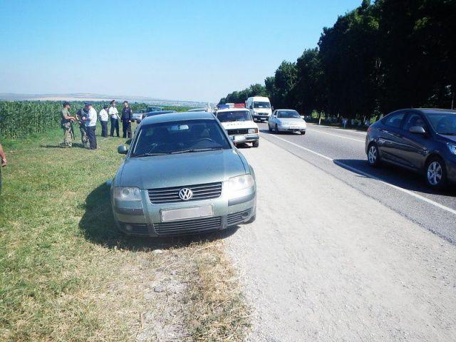 На Ставрополье задержали банду дорожных грабителей