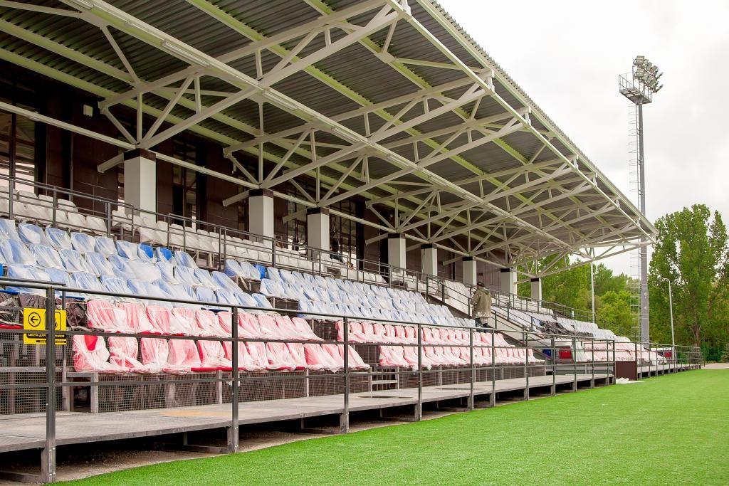 В Ессентуках построенную к чемпионату арену откроют товарищеским матчем