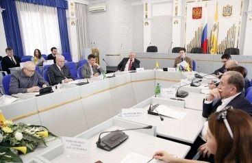 Парламентарии: Ставропольский бизнес нуждается в эффективной стратегии развития