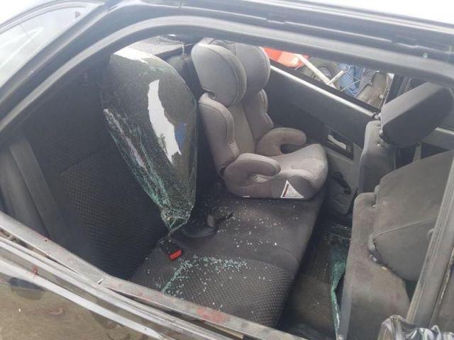 На Ставрополье столкнулись две легковушки, пострадали три человека