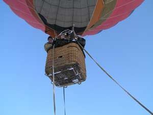 Экологи Ставропольского края перелетят через гору Эльбрус на воздушном шаре