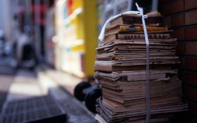 На Ставрополье ученик второго класса сдал больше тонны макулатуры