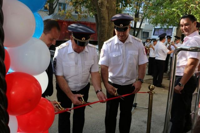 В Ставрополе открыли новое помещение отдела по вопросам миграции
