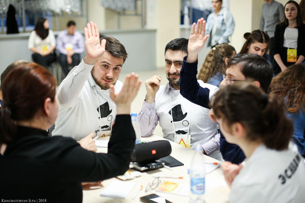 В Ставрополе прошёл фестиваль интеллектуальных игр «Перекрёсток»