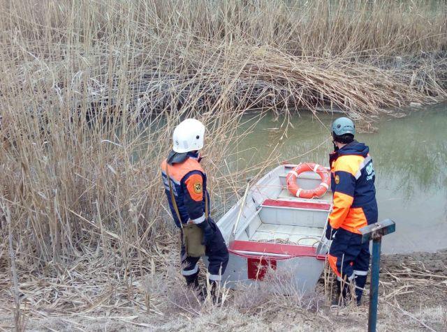 На Ставрополье спасатели достали из реки останки пропавшей женщины
