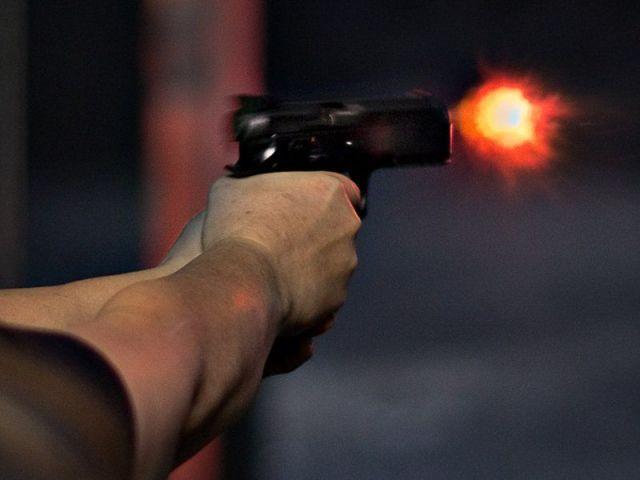 Во время стрельбы в Георгиевске пострадали два человека
