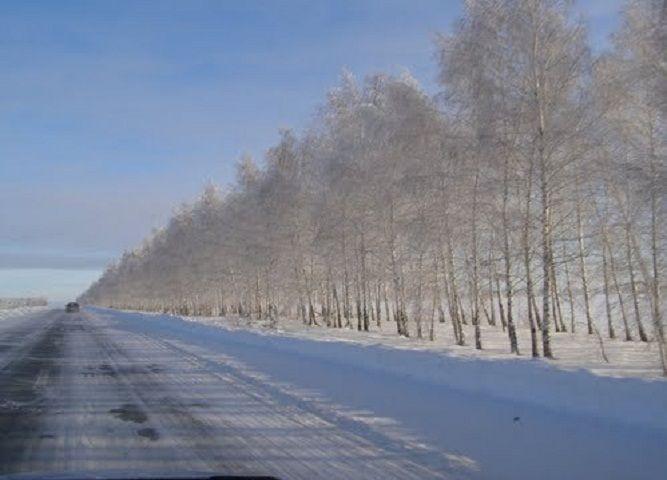 НаСтаврополье завершены работы покапитальному ремонту участков дороги «Кавказ»
