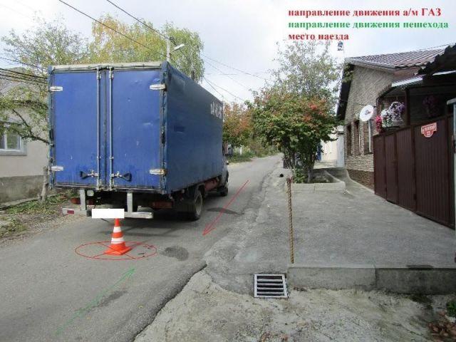 В Ставрополе водитель грузовика сбил85-летнюю женщину