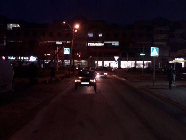 В Ставрополе водитель легковушки сбил 8-летнюю девочку