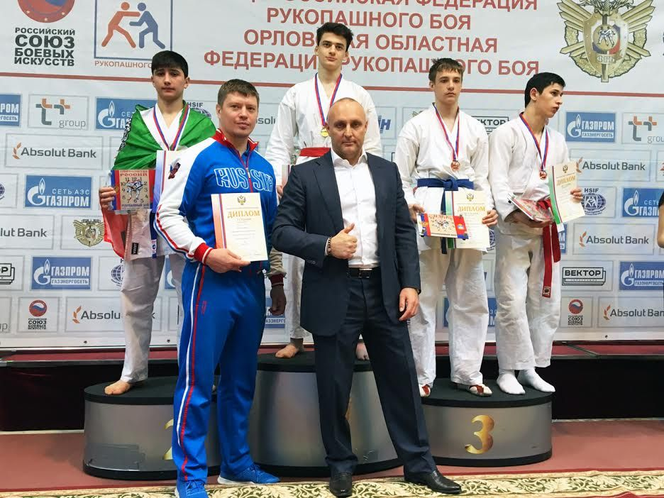 Ставропольские рукопашники в составе сборной России поучаствуют в первенстве мира