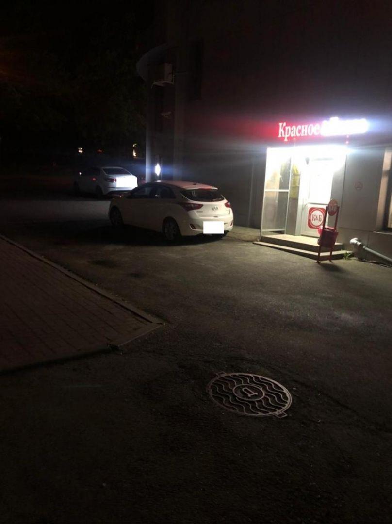 В Ставрополе водитель переехал ногу пешеходу и скрылся с места ДТП
