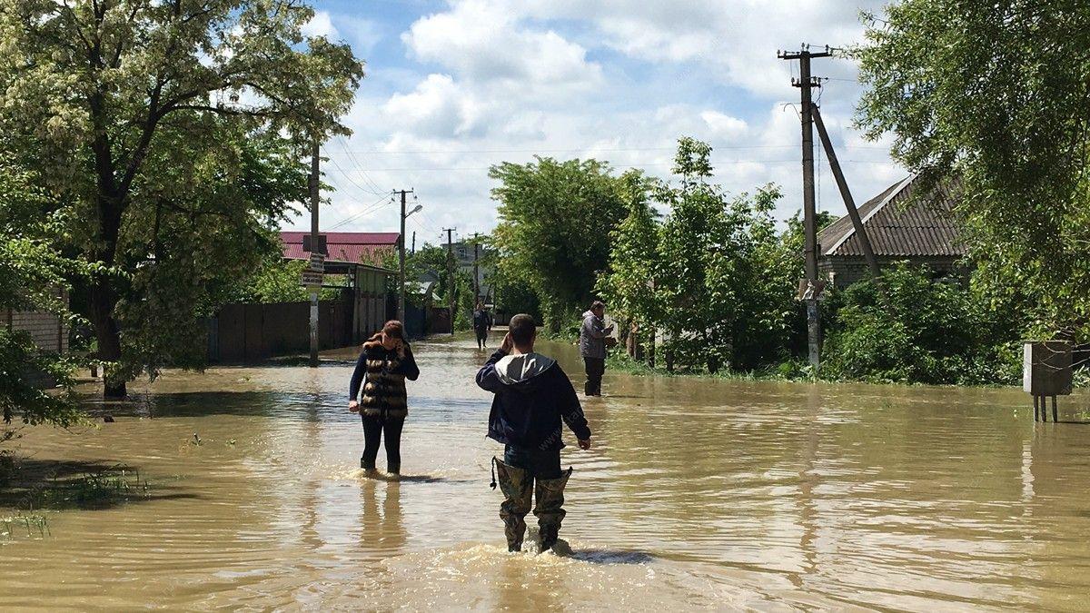 В Ставропольском крае для предупреждения паводков введут гидро-ГИС