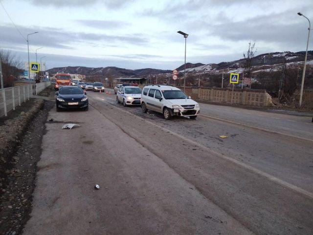 На Ставрополье водитель сбил мать с ребёнком