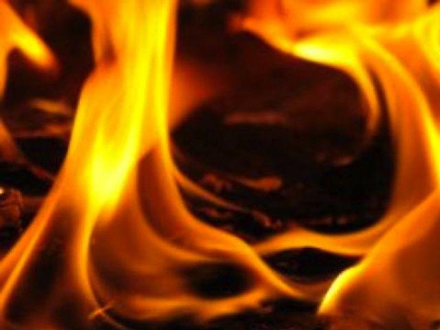 В одном из дачных кооперативов Ставрополя произошёл пожар