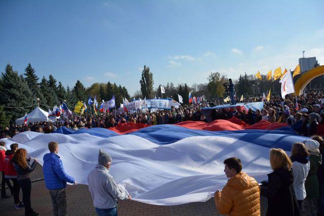 Ставропольцев в День народного единства ждёт насыщенная праздничная программа