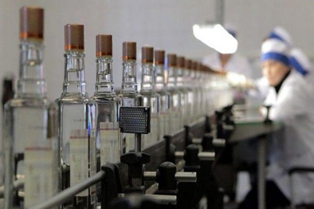 Производство алкоголя на Ставрополье сократилось на 23%
