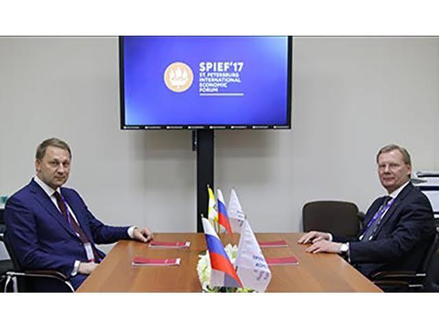 Оновых рабочих местах наСтаврополье сказал наПЭМФ вице-премьер края