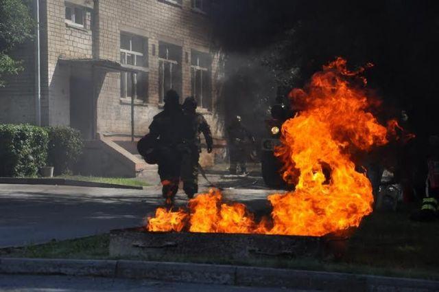 В Ставрополе прошла эвакуация в гимназии №24