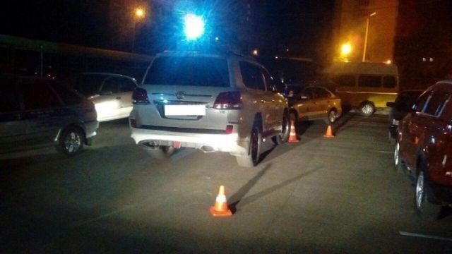В Ставрополе водитель внедорожника сбил 13-летнего школьника