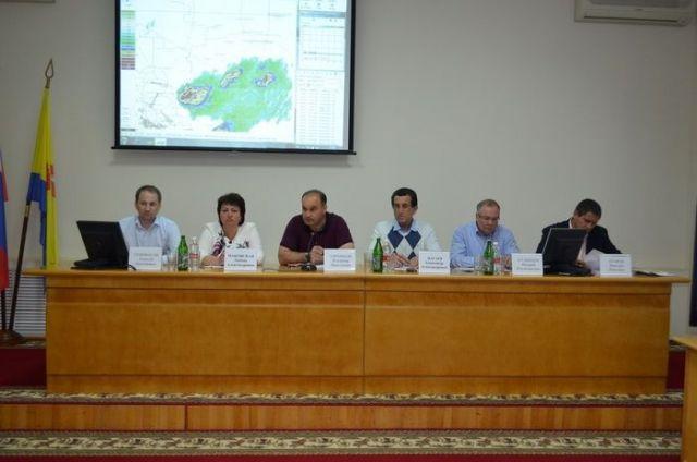 Минсельхоз края обещает не допустить финансового обвала сельхозпредприятий из-за града