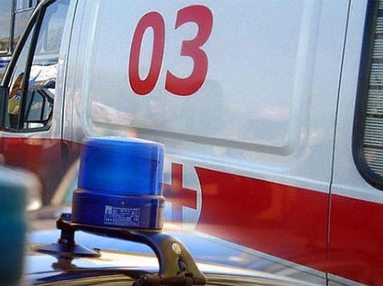Маршрутка спассажирами столкнулась слегковушкой вСтаврополе, пострадали 2 человека