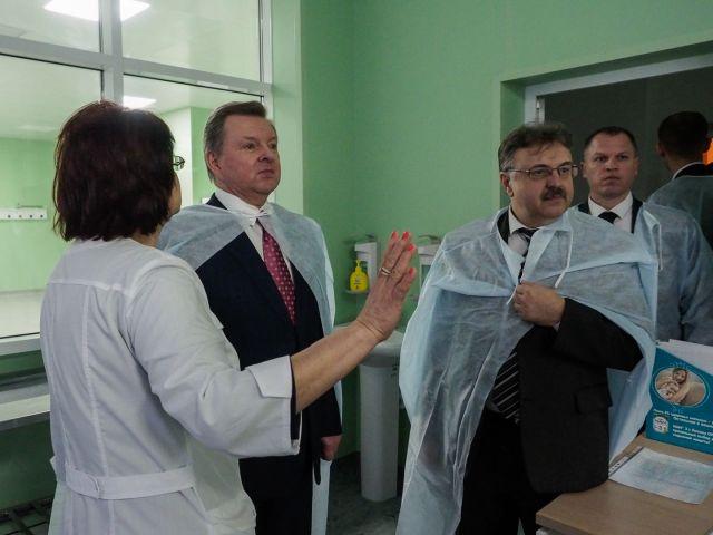 Полпред Олег Белавенцев: О Ставрополье хорошее впечатление